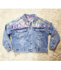 Giacca Jeans Spaziale