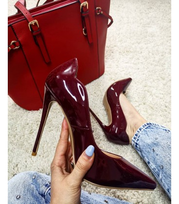 Stiletto Bordoux