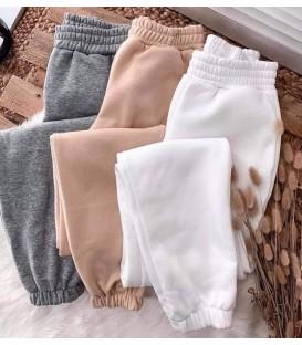 Pantalone Tuta Felpato