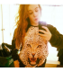 Pullover 3d Leopard