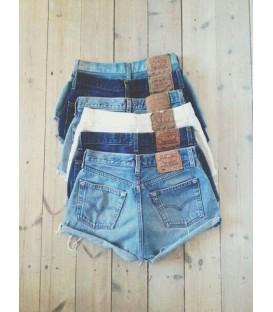 Jeans Short Levis