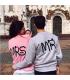 Felpa Mr & Ms Topolino/A