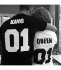 T shirt Mr & Miss